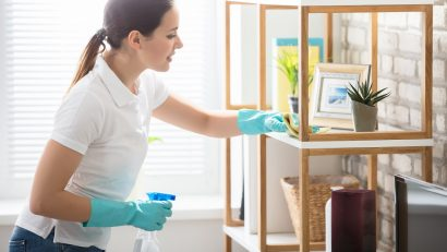 Professional cleaners for winter cleaning