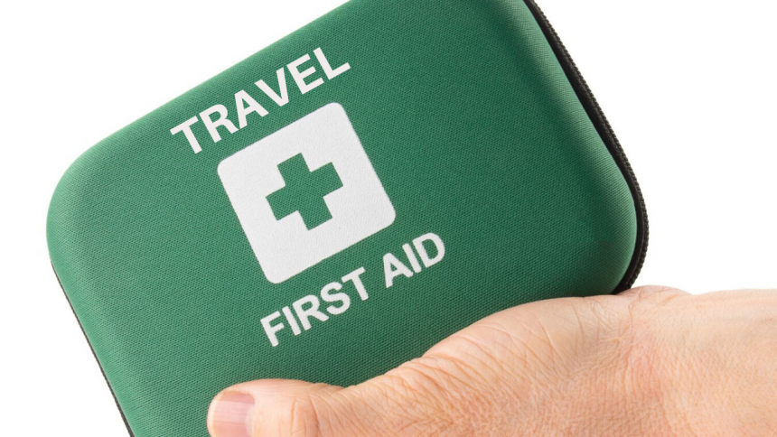 Must Haves in a travel first aid kit