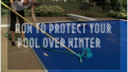 How Protect Your Pool over Winter